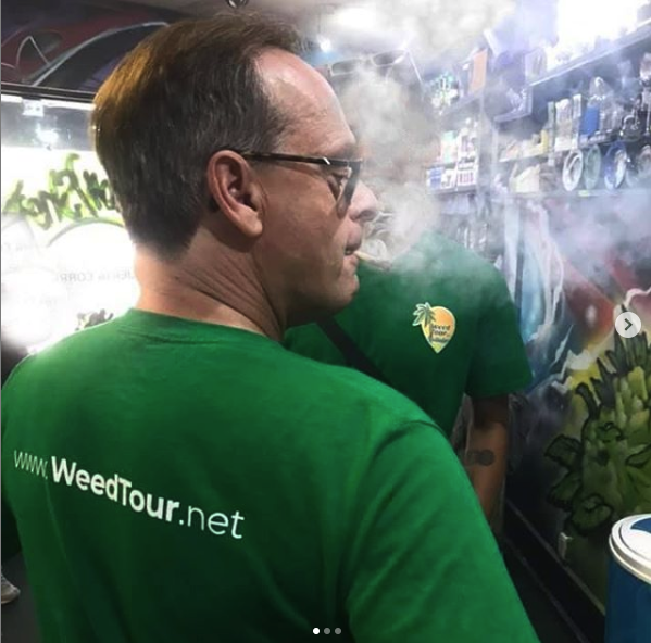 Estivemos com o criador da Cannabis Culture e ativista canadense, Marc Emery
